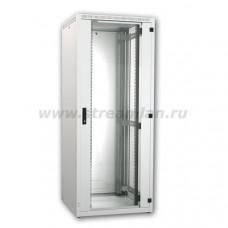 "RI7-42-80/80-B 19"" напольный шкаф, высота 42U, ширина 800, глубина 800, светло-серый (RAL 7035)"